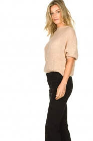 Be Pure |  Sweater Louise | powder pink  | Picture 4