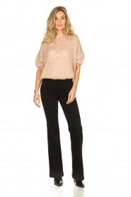Be Pure |  Sweater Louise | powder pink  | Picture 3