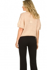 Be Pure |  Sweater Louise | powder pink  | Picture 5