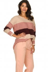 Be Pure | Knitted sweater Tamara | nude  | Picture 4