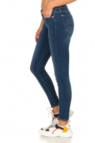 7 For All Mankind |  Skinny jeans Slim Illusion Old Song | blue  | Picture 4