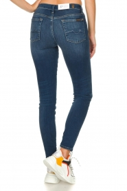 7 For All Mankind |  Skinny jeans Slim Illusion Old Song | blue  | Picture 5