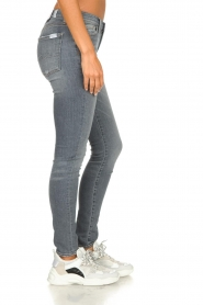 7 For All Mankind |  Skinny jeans The Skinny | grey  | Picture 4