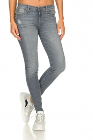 7 For All Mankind |  Skinny jeans The Skinny | grey  | Picture 2