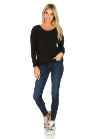 7 For All Mankind |  Skinny jeans with Swarovski Park Avenue | blue  | Picture 2
