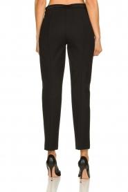 Patrizia Pepe |  Classic trousers Tesha | black  | Picture 5