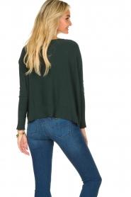 Blaumax |  Lightweight knit Rea | green  | Picture 5