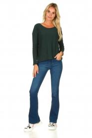 Blaumax |  Lightweight knit Rea | green  | Picture 3