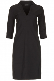 D-ETOILES CASIOPE |  Wrinkle-free stretch dress Soeur | black  | Picture 1