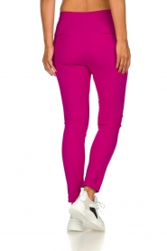 D-ETOILES CASIOPE |  Wrinkle-free stretch trousers Rover | pink  | Picture 5