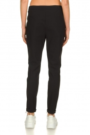 D-ETOILES CASIOPE |  Travelwear  trousers Rover | black  | Picture 6