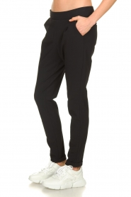 D-ETOILES CASIOPE |  Travelwear  trousers Rover | black  | Picture 5