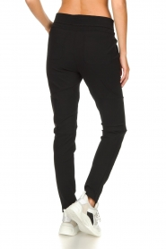 D-ETOILES CASIOPE |  Wrinkle-free stretch trousers Phé Plus | black  | Picture 5