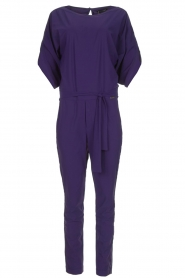 D-ETOILES CASIOPE | Jumpsuit Subliem | purple  | Picture 1