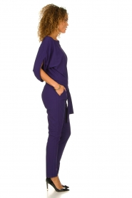 D-ETOILES CASIOPE | Jumpsuit Subliem | purple  | Picture 3