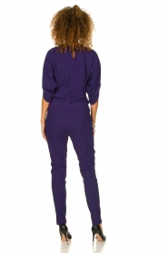 D-ETOILES CASIOPE | Jumpsuit Subliem | purple  | Picture 4