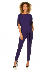 D-ETOILES CASIOPE | Jumpsuit Subliem | purple  | Picture 5