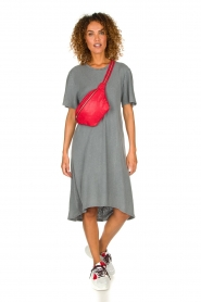 American Vintage | Dress Anabelle | grey  | Picture 3