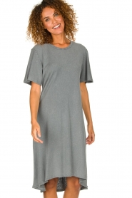 American Vintage | Dress Anabelle | grey  | Picture 2
