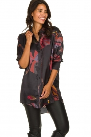 Munthe | Blouse Handle | black  | Picture 2
