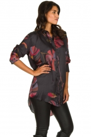 Munthe | Blouse Handle | black  | Picture 4