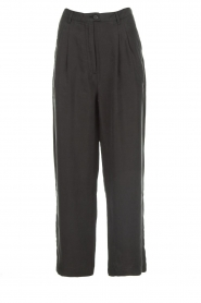 American Vintage | Pantalon Nala | grijs  | Afbeelding 1