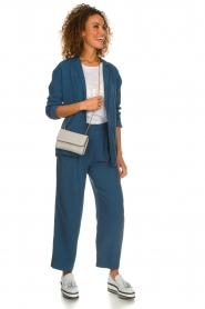 American Vintage |  Trousers Nala | blue  | Picture 3