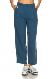 American Vintage |  Trousers Nala | blue  | Picture 2