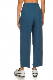 American Vintage |  Trousers Nala | blue  | Picture 5