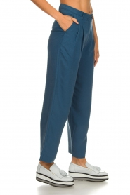 American Vintage |  Trousers Nala | blue  | Picture 4