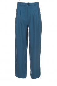 American Vintage |  Trousers Nala | blue  | Picture 1