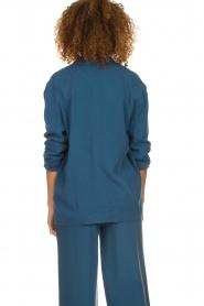 American Vintage |  Blazer Nala | blue  | Picture 5