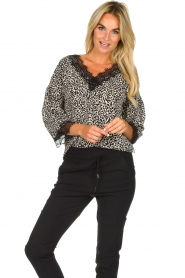 Kocca | Blouse Joplin | black  | Picture 2