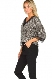 Kocca | Blouse Joplin | black  | Picture 4