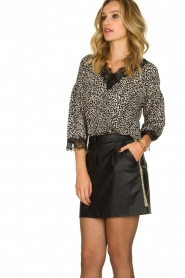 Kocca | Blouse Joplin | black  | Picture 5