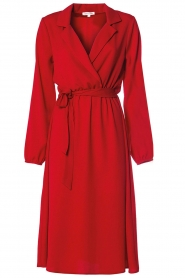 Kocca | Dress Aja | red  | Picture 1