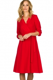 Kocca   Dress Aja   red    Picture 2