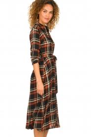 Kocca    Checkered midi dress Magnify   multi    Picture 5