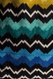 Reetsj | Tas met zigzag patroon Moana | multi  | Afbeelding 4