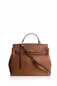 Smaak Amsterdam |  Handbag Jenna - big | camel  | Picture 1