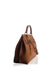 Smaak Amsterdam |  Handbag Jenna - big | camel  | Picture 3