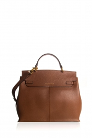 Smaak Amsterdam |  Handbag Jenna - big | camel  | Picture 4