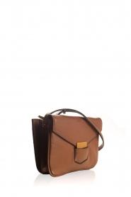 Smaak Amsterdam |  Mini handbag Luccas | camel  | Picture 4