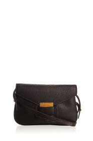 Smaak Amsterdam |  Mini shoulderbag Luccas | black  | Picture 1