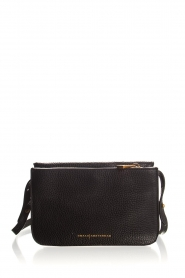 Smaak Amsterdam |  Mini shoulderbag Luccas | black  | Picture 4