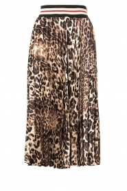 Kocca | Skirt with animal print Amerie | animal print  | Picture 1