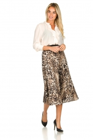 Kocca | Skirt with animal print Amerie | animal print  | Picture 3