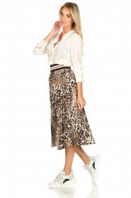 Kocca | Skirt with animal print Amerie | animal print  | Picture 4