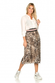 Kocca | Skirt with animal print Amerie | animal print  | Picture 2