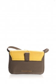 Smaak Amsterdam :  Mini shoulderbag Senn | yellow - img5